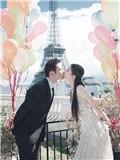 黄晓明Angelababy今日举行世纪婚礼 唯美婚纱照曝光