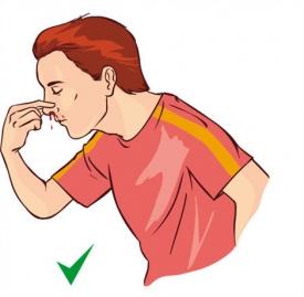 鼻子出血头晕怎么回事,鼻子出血和头晕,头晕鼻子出血