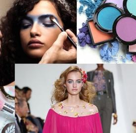 2016年流行眼妆的颜色,2016年流行什么眼妆,2016年彩妆流行趋势