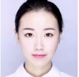 韩国证件照妆容,证件照化妆教程,拍证件照怎么化妆