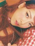 日系眼妆图片,日系眼妆画法,日系杂志妆容