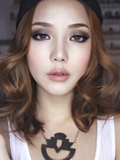 PONY化妆教程,PONY化妆教学,PONY化妆
