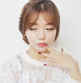 韩式眼妆画法,韩式眼妆教程,韩式眼妆图片