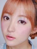 人鱼公主淡雅蓝色眼妆 优雅粉蓝系搭配更显清爽