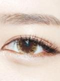 暖色调肤色眼妆画法 暖妹子的专属泪眼妆