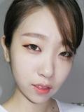 单眼皮眼妆画法 让眼睛bling bling bling的眼妆化法