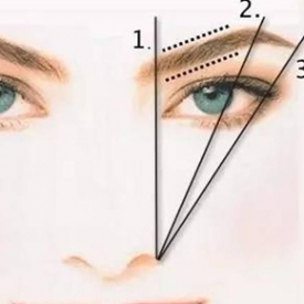怎么修眉毛和画眉毛图解,怎样正确修眉和画眉,如何修眉和画眉