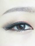 眼睛短怎么化妆,眼睛短小怎么化妆,短眼睛怎么画眼线
