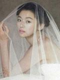 韩式新娘妆的画法,韩国新娘妆容,韩式新娘妆教程