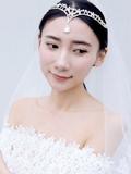 新娘妆的画法步骤,新娘妆的画法图解,新娘妆的画法