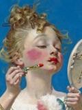 各种脸型腮红的画法,各种脸型腮红的打法,各种脸型腮红画法