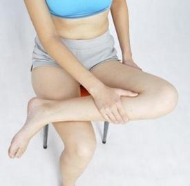 瘦小腿按摩手法,怎么按摩瘦小腿,按摩瘦小腿的方法