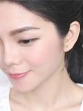 女生清爽夏季妆容 小清新淡妆从此油光不在