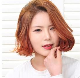 侧分刘海发型图片,侧分发型女生,最新侧分刘海发型