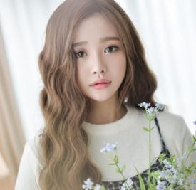 2016韩式长发烫发发型,2016韩国长发烫发发型,韩系长发微卷发型图片