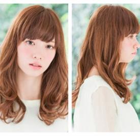 减龄中长发发型,减龄发型图片中长发,女人减龄发型图片