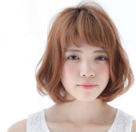 2016齐刘海发型图片女,女生齐刘海发型图片,齐刘海女生发型
