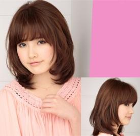 圆脸适合什么样的发型图片,圆脸适合什么样的发型显得有气质,圆脸适合什么造型