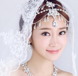 2016最新新娘造型图片,2016最新新娘发型,2016最新新娘盘发图片