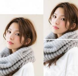 带围巾怎么扎好头发看 一分钟搞定带围巾扎发