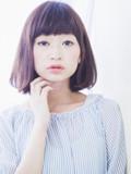 圆脸适合的短发发型图片 五款短发带出好看小脸型