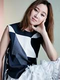 韩国明星lob发型,韩国lob发型图片,韩国好看的lob发型