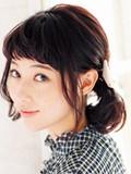 短发怎么扎马尾辫好看 侧边马尾&蝴蝶结发最甜美