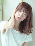 韩国lob头发型图片,韩式lob发型图片,韩式lob头