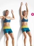 瘦腰瘦肚子的方法,瘦腰腹的最快方法,瘦腰瘦肚子的运动方法