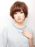 超短发发型图2016女,女生超短发发型图片