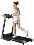 最管用的快速健康减肥方法 跑步机练就性感好身材(图)