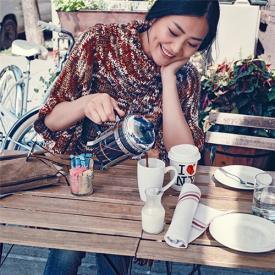 刘雯广告代言2015,超模刘雯照片,模特刘雯图片大全