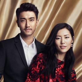 石榴夫妇携手H&M最新季度宣传