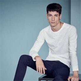 Nicolas Ripoll的H&M 2016春季男装大片
