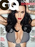 凯蒂·佩里GQ杂志性感大片 三点式比基尼大秀豪乳图片