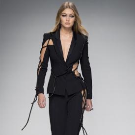 Atelier Versace 春夏高订秀场 奢华品质诠释性感魅力