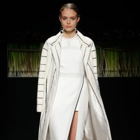 J.Mendel2016纽约秋冬时装发布秀 华贵皮草气质满场