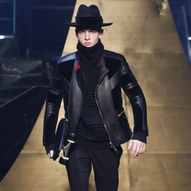 Philipp Plein2019米兰秋冬男装周品牌秀场
