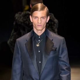 Versace(范思哲)FALL 2015男装秀场