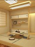 日式榻榻米装修效果图,日式榻榻米卧室装修,日式榻榻米房间设计