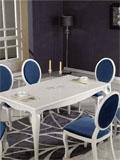 地中海餐厅装修图片 品味欧式餐厅浪漫典雅