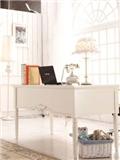 田园风格书房装修设计图 打造温暖小清新的氛围