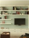 欧式客厅电视背景墙装修图 让你的家充满时尚韵味