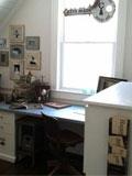 简洁大气书房装修设计图 大创意打造华丽环境